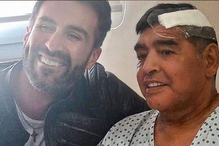 Médico de Maradona Foto Instagram