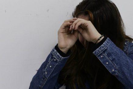 Mujer atacada con sustancia química Foto Colprensa