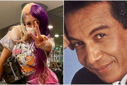 Yina Calderón se puso un diamante en el diente y dicen que se parece a Diomedes Díaz