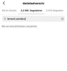 ¿Daniella Álvarez terminó su noviazgo con Lenard Vaderaa?