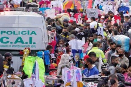 Alcaldía advierte que suspenderá el madrugón si hay más aglomeraciones