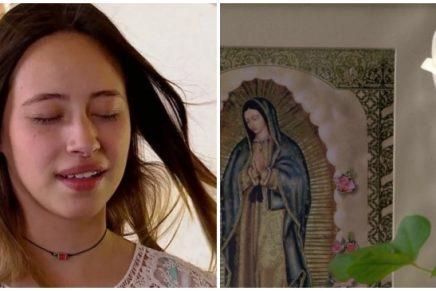 El viento de la Rosa de Guadalupe _ Foto_ captura YouTube