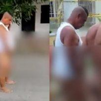 En Barranquilla desnudaron y golpearon a dos ladrones que engañaron a varias personas