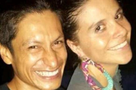Natalia Jiménez y Rodrigo Monsalve Foto Colprensa