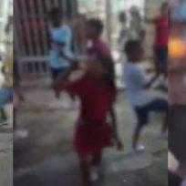 Fiesta de niños tomando cerveza y bailando champeta causa indignación en Colombia