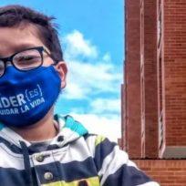 Niño de 11 años fue amenazado de muerte por pedir educación digna en Colombia