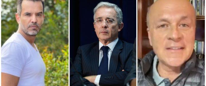 """""""Me gustaría ver a Jorge Cárdenas y a Carlos Antonio Vélez en el Senado"""": Álvaro Uribe"""