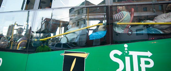 Denuncian robo masivo en un alimentador de TransMilenio, en el sur de Bogotá