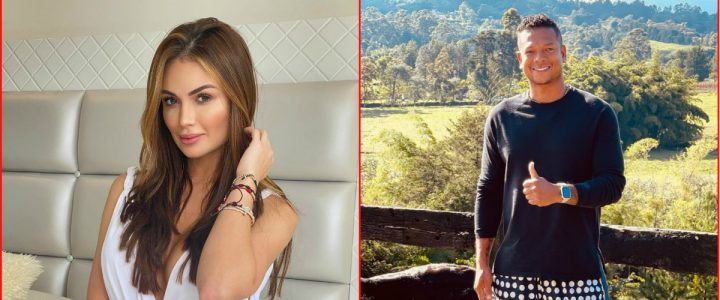Sara Uribe reveló que Fredy Guarín ya tiene nuevo amor