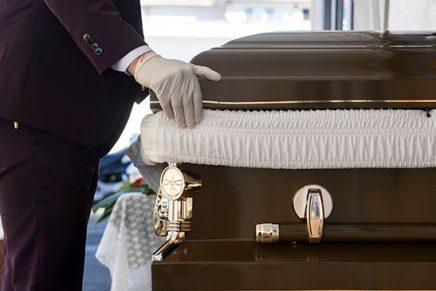 cadáver foto Getty Images