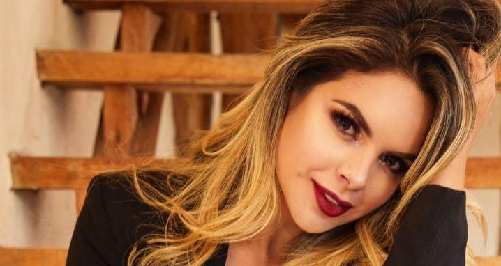 Alejandra Serje calentó las redes con sensual foto en lencería
