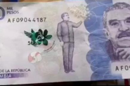 Billete de 50 falso Foto Tik Tok