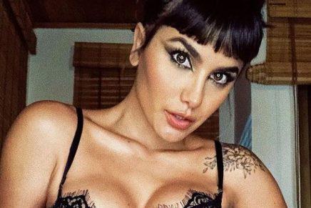 """Martina """"La Peligrosa"""" dijo que se siente """"una chim$#@"""" tras publicar una foto en bikini"""