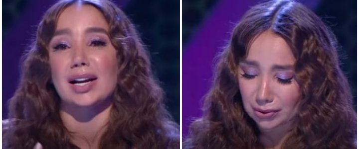 Paola Jara lloró en 'A Otro Nivel' tras hablar de dura enfermedad que tuvieron sus padres