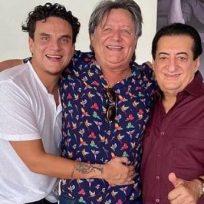 ¡Más allá de la música! A Silvestre Dangond se le fue su amado padrino Jorge Oñate