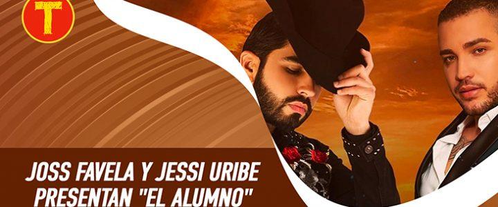 """En vivo: Joss Favela y Jessi Uribe presentaron su canción """"El Alumno"""""""