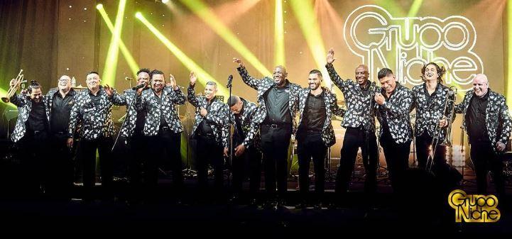 El Grupo Niche gana su primer Grammy por su disco '40'