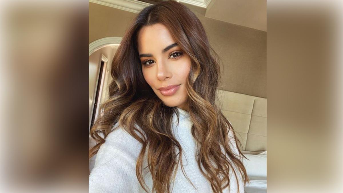 Ariadna Gutiérrez Foto Instagram
