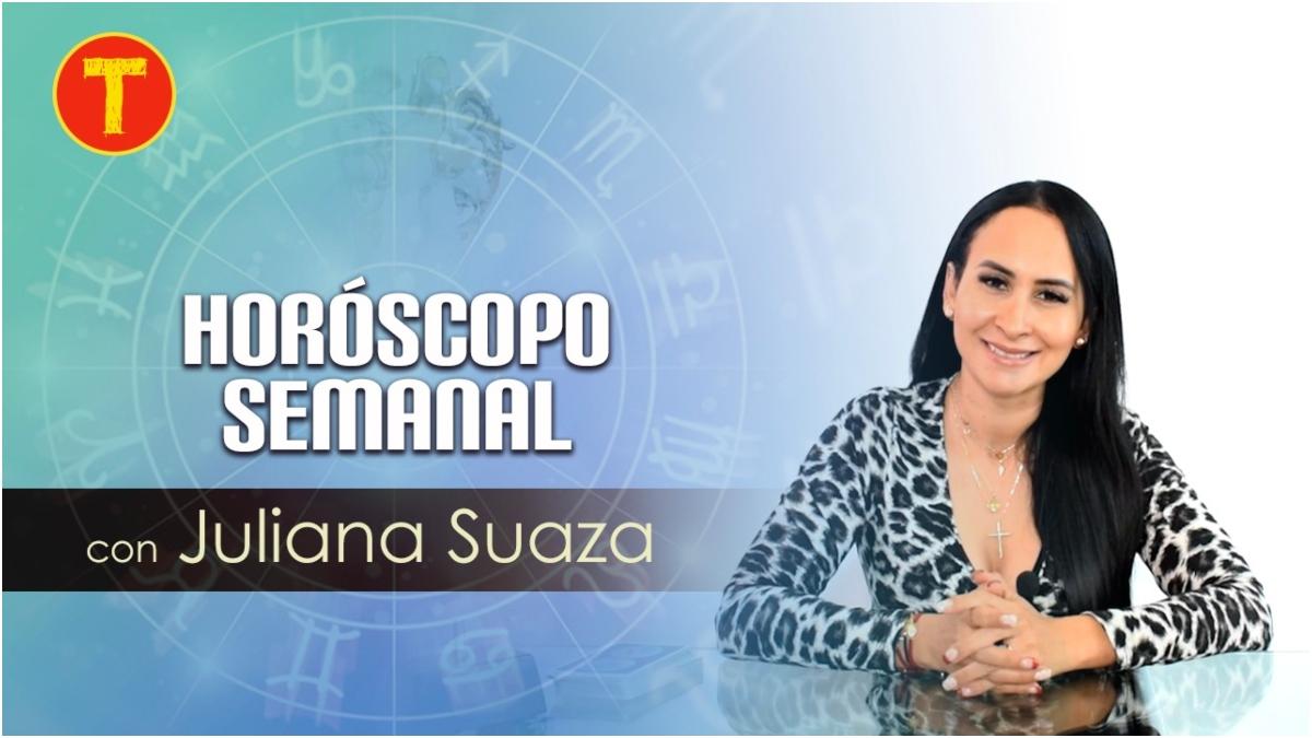 Horóscopo de Tropicana con Juliana Suaza