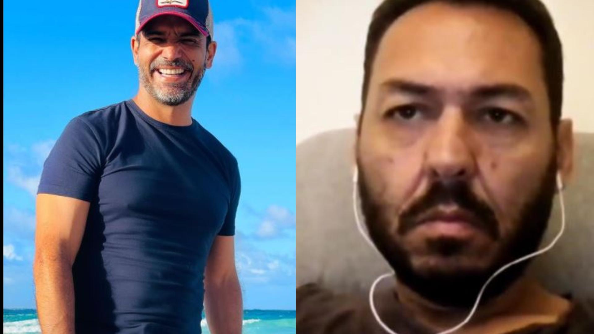 Jorge Cárdenas lanzó fuerte insulto al creador de la serie 'Matarife'