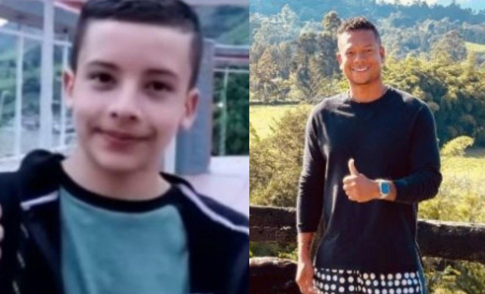"""""""Yo sé que usted va a salir adelante"""": niño le envía motivador mensaje a Fredy Guarín"""