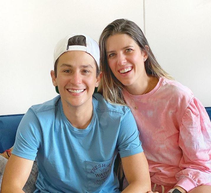 Sebastián Vega defiende a su esposa Foto Instagram