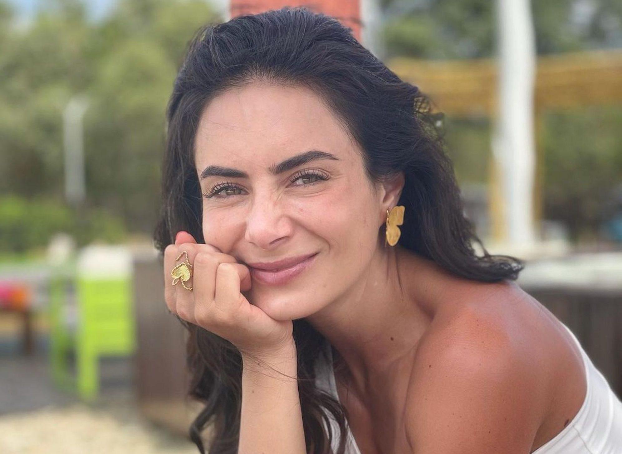 Johanna Fadul publica video de su nuevo cambio de look