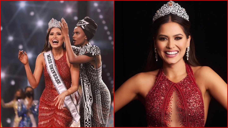 La hermosa mexicana que se convirtió en la nueva Miss Universo