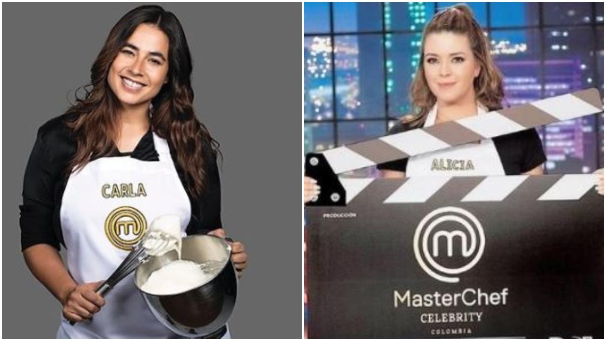 Pelea Carla Giraldo y Alicia Machado _ Foto_ Instagram