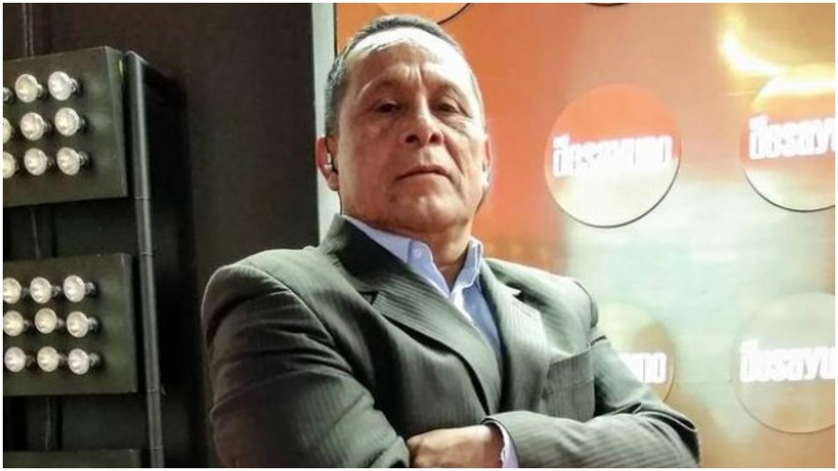 Murió el papá de Lucho Díaz _ Foto_ Instagram