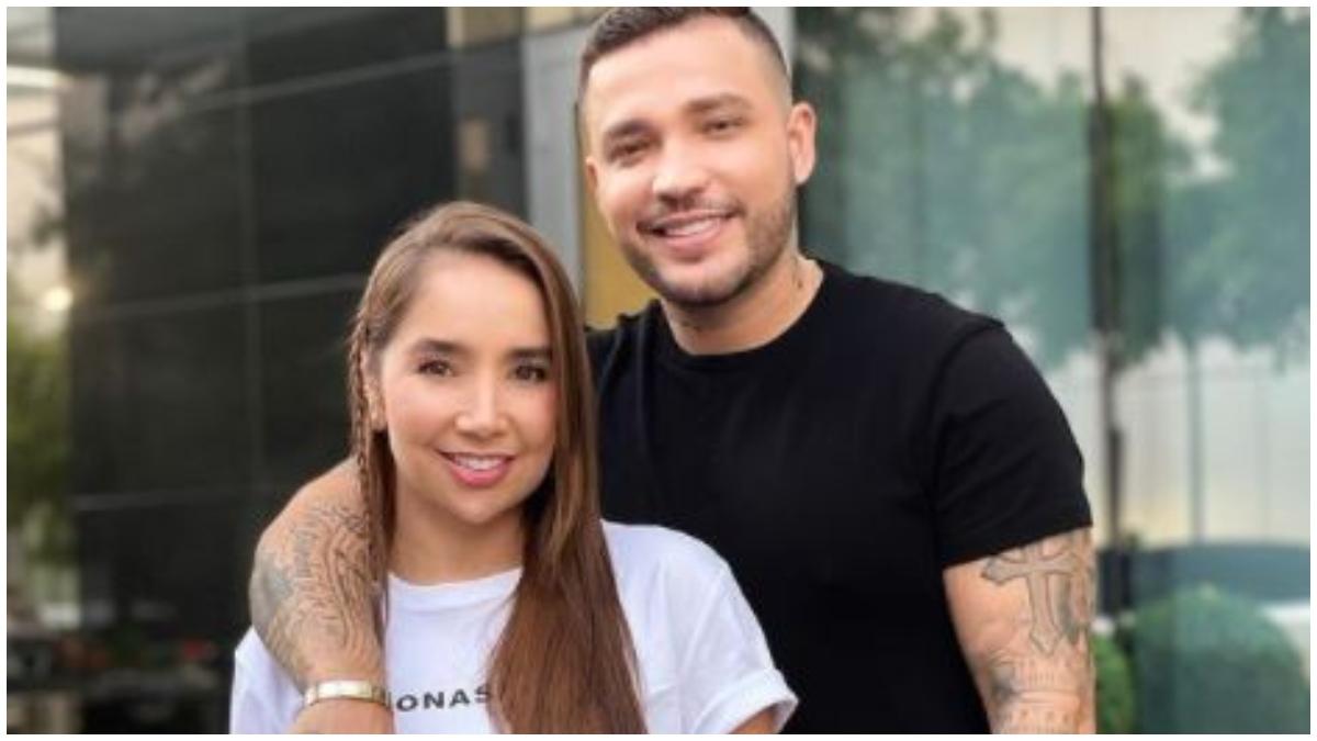 Vidente habla sobre la relación de Jessi Uribe y Paola Jara _ Foto_ Instagram