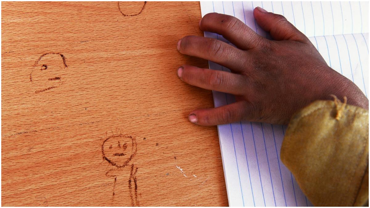 Niño quiere ser adoptado _ Foto de referencia_ Getty Images