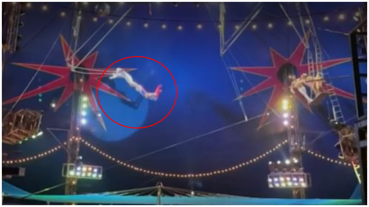 Accidente en el Circo Hermanos Gasca _ Foto_ captura video