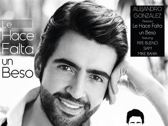 Alejandro González ex-Bonka estrena tema con Siam, Pipe Bueno y Mike Bahía