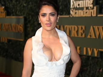 Have Salma hayek desnuda consider
