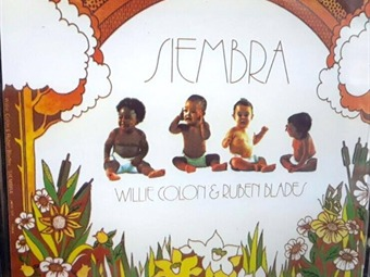 """[INFOGRAFÍA] Las cifras de """"Siembra"""", el álbum más vendido en la historia de la salsa"""