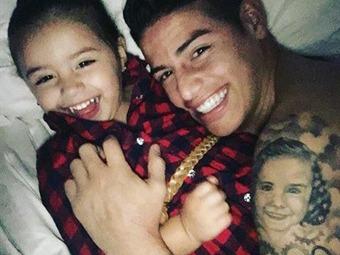 Conoce El Nuevo Amigo Famoso De Salomé La Hija De James Rodríguez