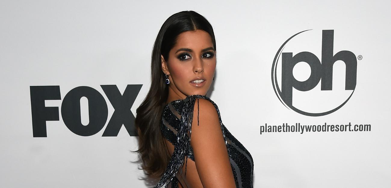 """Paulina Vega se ve sexy hasta entre un """"costal"""" y esta es la prueba"""