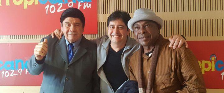 50 años de vida artística de 'Fruko' Julio Ernesto Estrada con Wilson Saoko