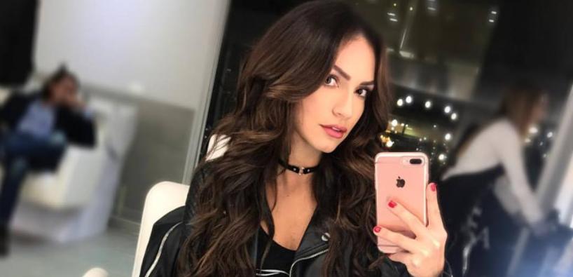 Kimberly Reyes enloquece a sus seguidores con esta sexy foto de su trasero
