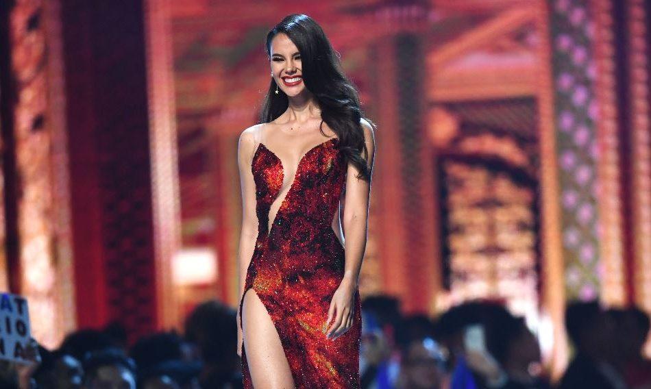 Catriona Gray, Miss Filipinas es la nueva Miss Universo