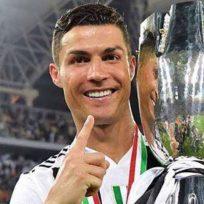 Cristiano Ronaldo campeón con Juventus supercopa