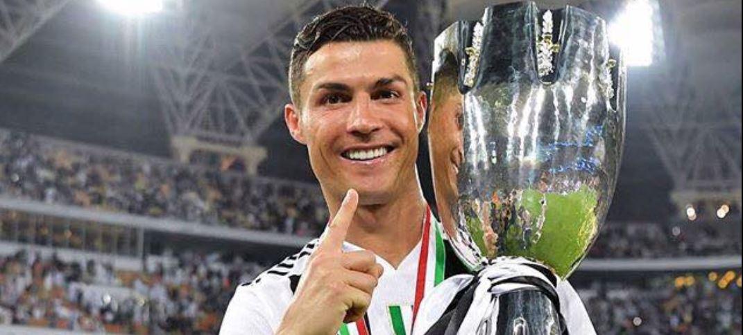 Cristiano Ronaldo ya es campeón en Italia, mire el golazo que le dio el título a la Juventus