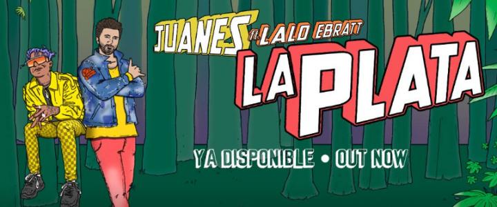 """Juanes presenta su vallenato junto a Trapical Minds """"La Plata"""""""