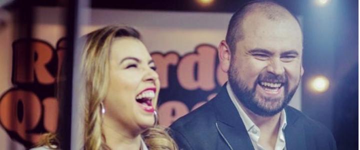 ¡Igualito a los comediantes! Conozca al hijo de Ricardo Quevedo y Liss Pereira