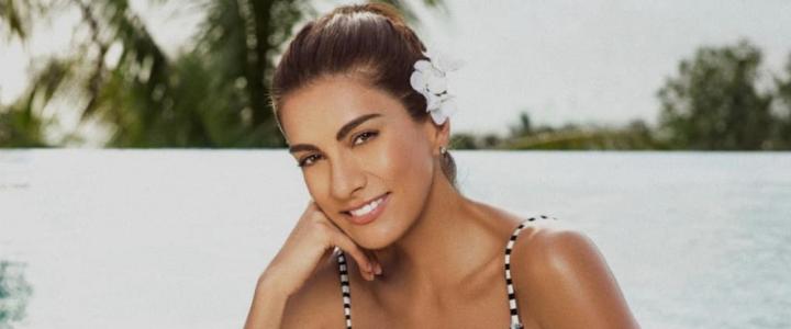 Como Amparo Grisales, Andrea Serna tampoco envejece, así se veía cuando apareció en Betty la Fea