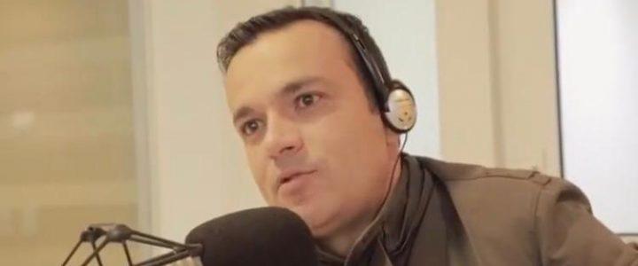 Así respondió Juan Diego Alvira cuando le dijeron que donara su sueldo