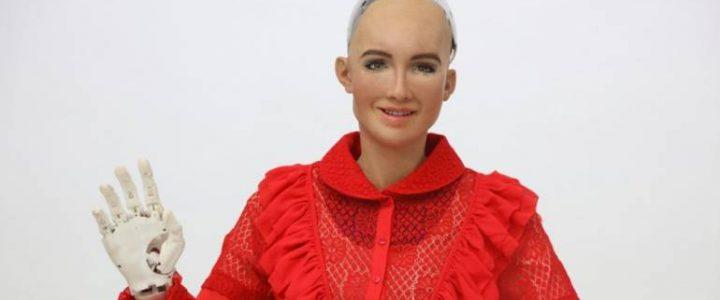 Medellín es la primera ciudad suramericana a donde llegará la robot Sophia