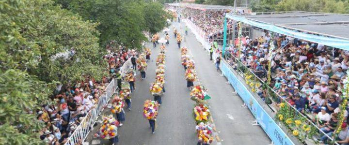 Calles limpias y aplausos a la tradición, dejó la Feria de las Flores