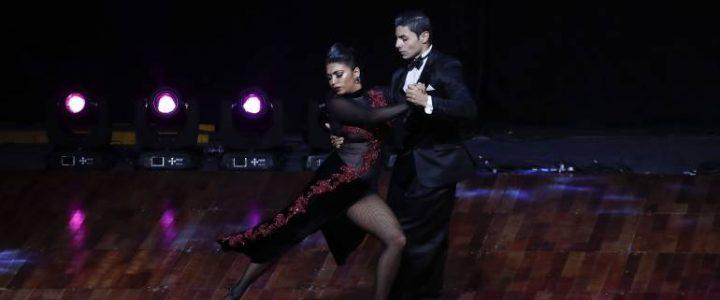 Colombianos alcanzan podio del Mundial de Tango Escenario